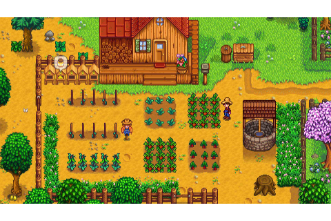 Stardew Valley on PS4 | Official PlayStation™Store US