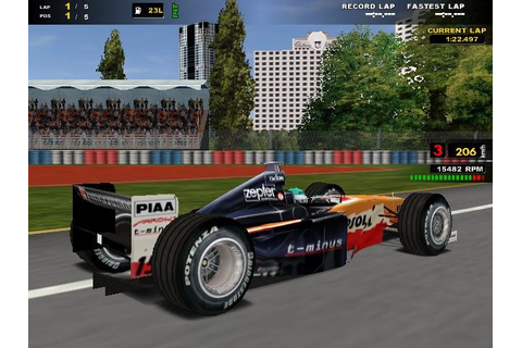 F1 Racing Championship - PC Review and Full Download | Old ...