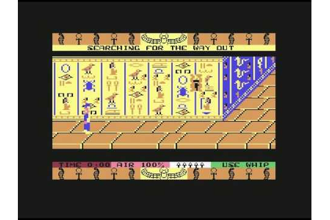 C64 Game Ending: Entombed - Ultimate Play the Game 1985 ...