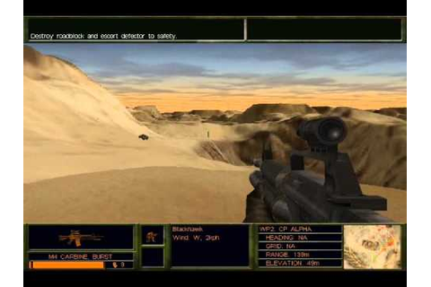 Delta Force 2 - Random Gameplay - YouTube
