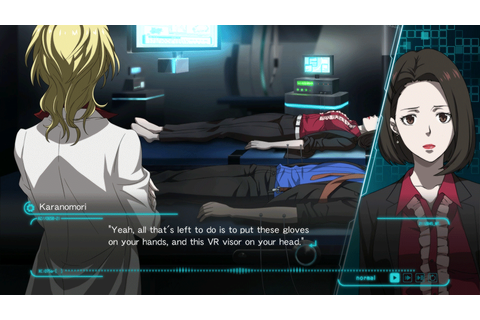 PSYCHO-PASS: Mandatory Happiness on PS Vita | Official ...