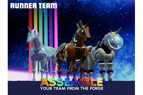 Robot Unicorn Attack 3 - Android Apps on Google Play