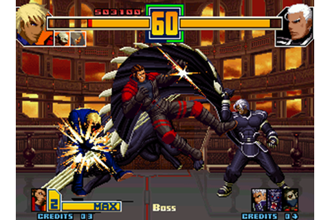 The King of Fighters 2001 PC Game - Free Download Full ...
