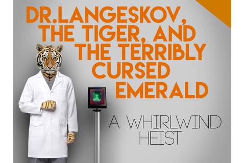 Steam Community :: Dr. Langeskov, The Tiger, and The ...