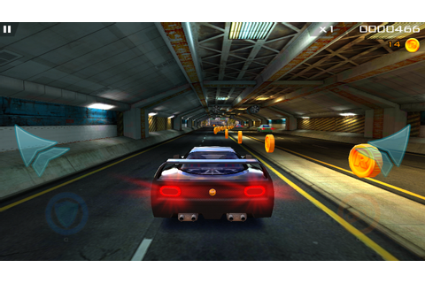 Redline Rush brings the Endless Racer to Android - Android ...