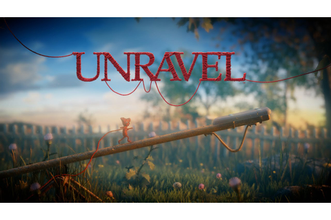 Unravel: Solving Puzzles with Yarn - YouTube