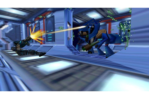 Jet Force Gemini (N64 / Nintendo 64) Screenshots