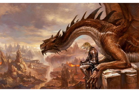 dragon, Fantasy, Artwork, Art, Dragons Wallpapers HD ...