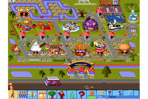 Theme Park World Download Free Full Game | Speed-New