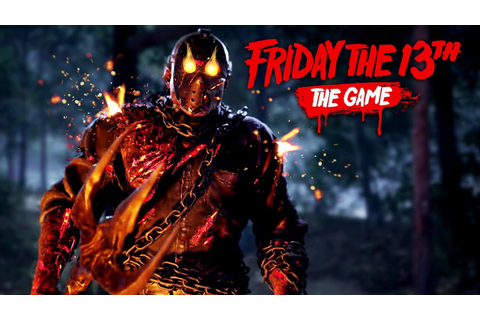 NEW SAVINI JASON!! (Friday the 13th Game) - YouTube