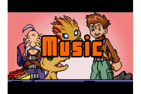 Digimon Adventure Anode/Cathode Tamer OST: Be a Hero - YouTube