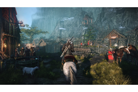 The Witcher 3: Wild Hunt New Screenshots and Two Videos ...