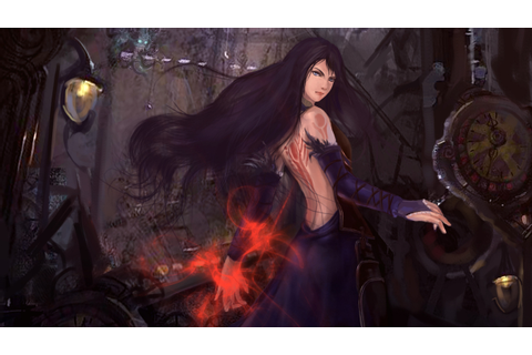 video Games, Video Game Girls, Shanoa (Castlevania ...