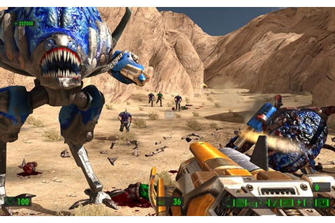 Serious Sam HD: The First Encounter Game - Free Download ...