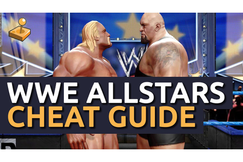 WWE All Stars Cheat - Unlock Everything - YouTube