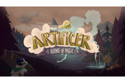 Artificer - The science of magic by Psilocybe Games ...