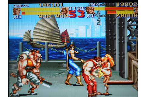 Final Fight 2 Super Famicom Review | Obscure Video Games