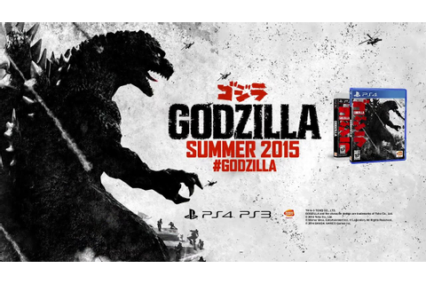 Godzilla: The Game Is Coming to the USA! And For PS4 ...