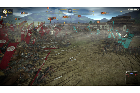 Nobunaga's Ambition: Sphere of Influence - PC Preview ...