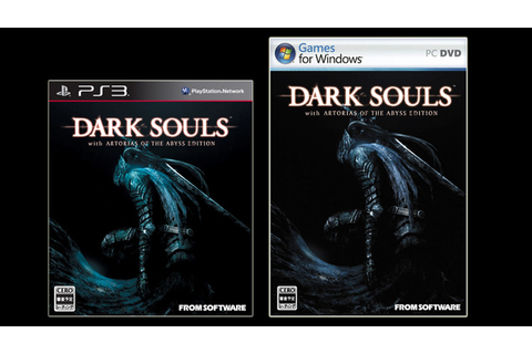 This New Dark Souls Boxart Will Drag You To Hell's Abyss ...