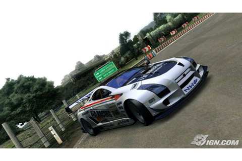 Ridge Racer 7, Imagenes In-Game. : General
