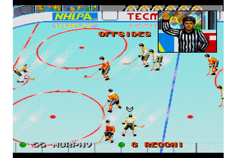 Tecmo Super Hockey (USA) ROM