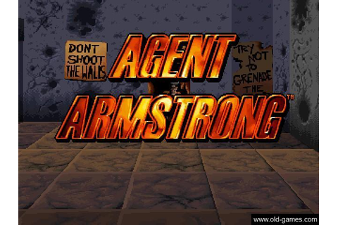 Agent Armstrong Download (1999 Arcade action Game)