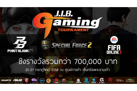 Point Blank J.I.B. Gaming Tournament 2015 Day 1 - YouTube
