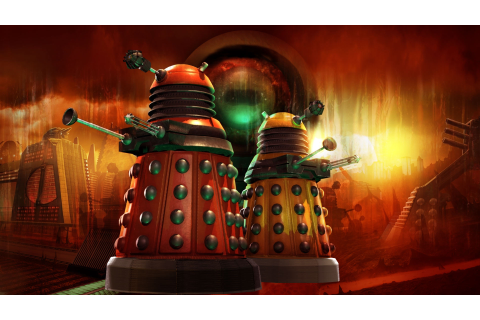 Doctor Who: The Adventure Games - Daleks in Kaalann ...
