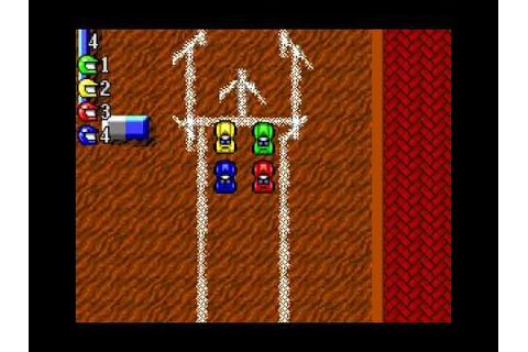 DOS Game: Micro Machines - YouTube