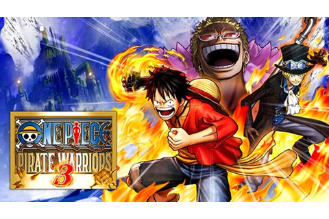 One Piece: Pirate Warriors 3 - PS Vita Gameplay - YouTube