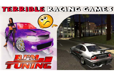 RPM Tuning PS2 Gameplay HD - YouTube