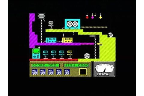 MOLEY CHRISTMAS (ZX SPECTRUM - FULL GAME) - YouTube