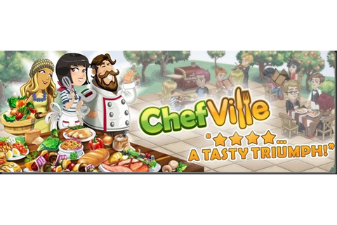 Best Games Play Online: ChefVille Game on Facebook มาเป็น ...