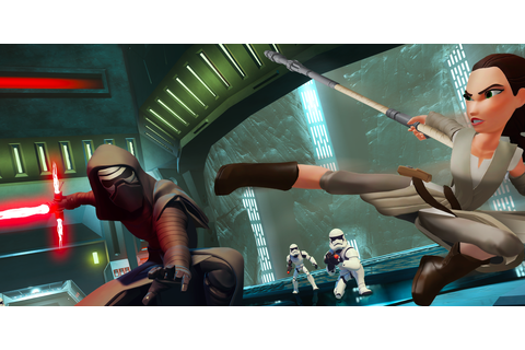 Disney Infinity 3.0 The Force Awakens review - Business ...
