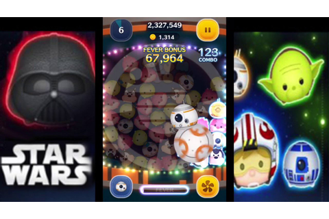 BB-8 Disney Tsum Tsum Game/Starwars - YouTube