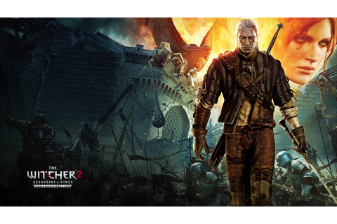 The Elderly Gamer: Witcher 2 Assassins of Kings Game ...