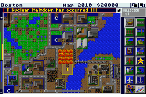 Download SimCity - My Abandonware