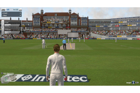 Ashes Cricket 2013 Free Download - Game Maza