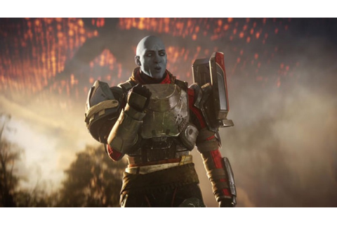 Destiny 2's Reveal Trailer Is Online - Game Informer