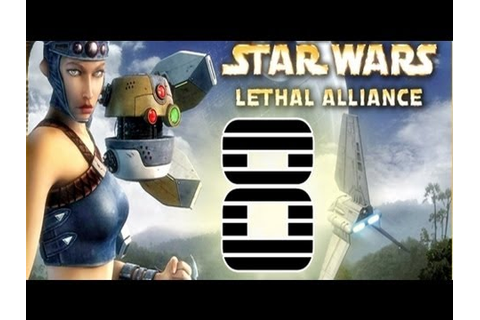 Star Wars Lethal Alliance - Parte 8 - Español - YouTube