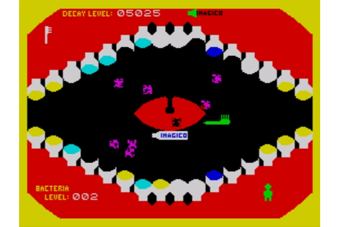 I Play Spectrum Games – Reviews of ZX Spectrum Games