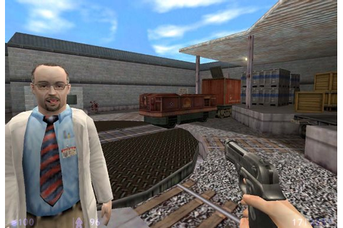 Half Life Blue Shift iSO Free Download ~ Best Game PC Full ...