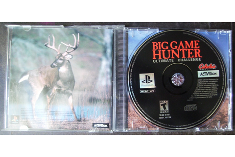 Cabela's Big Game Hunter: Ultimate Challenge - $ 129.99 en ...
