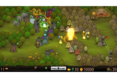 PixelJunk Monsters Has Been Rated for Wii U by PEGI ...