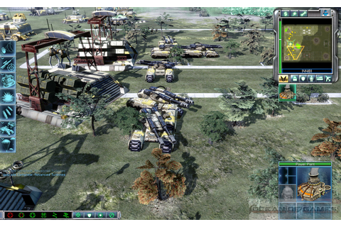 Command and Conquer 3 Tiberium Wars Free Download - Ocean ...