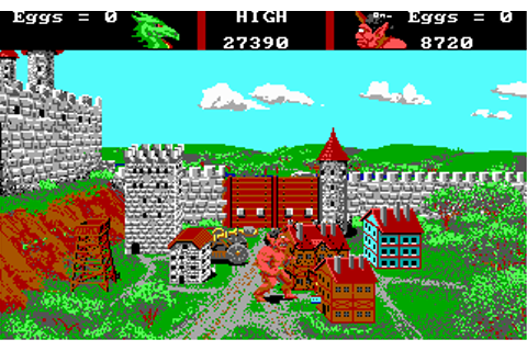 Aaargh | Old DOS Games | Download for Free or play on ...