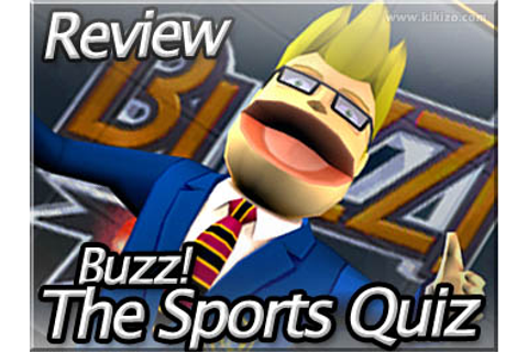 Kikizo | PS2 Review: Buzz! The Sports Quiz