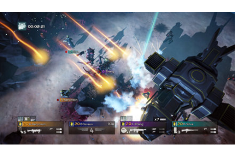 HELLDIVERS™ Game | PS4 - PlayStation