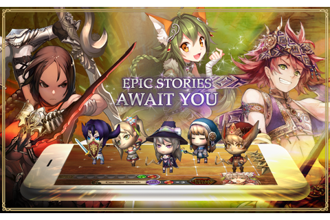 Download a game Chain Chronicle android